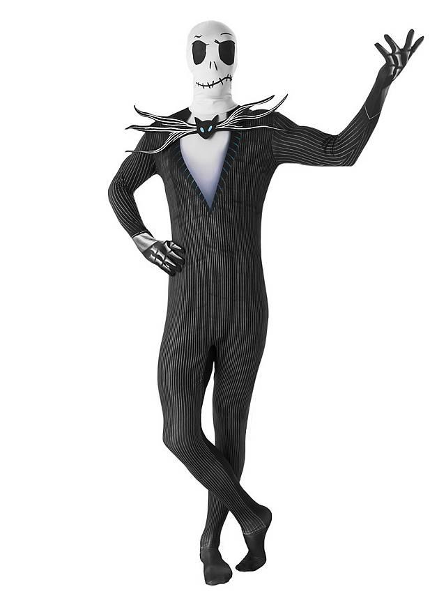 The Nightmare Before Christmas Jack Full Body Suit Nightmare Before Christmas Sally Full Body