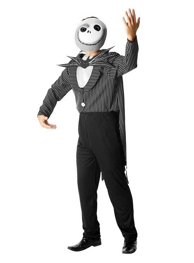 Nightmare Before Christmas Jack Skellington Costume