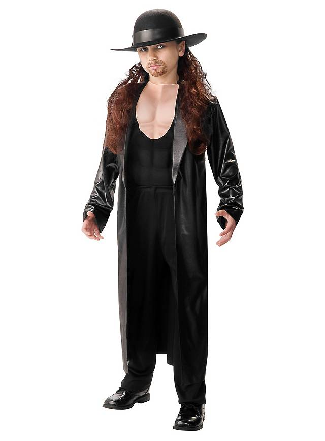 The Undertaker Kids Costume