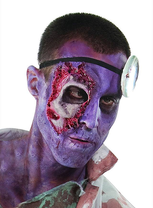 The Walking Dead Eye Socket Latex Prosthetic