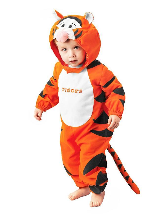 Tigger Kids Costume