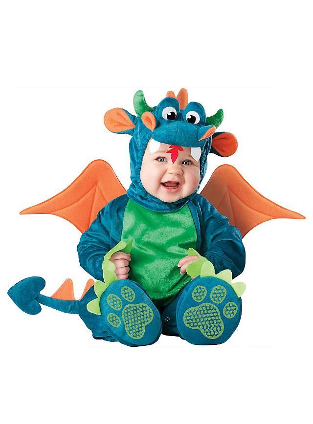 Tiny Dragon Baby Costume