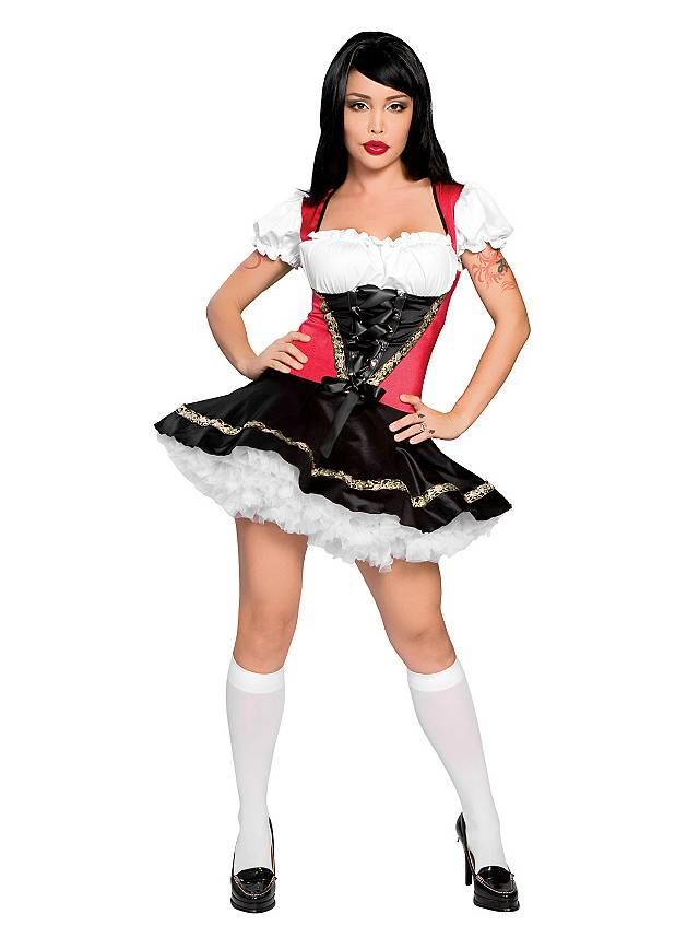 Tiroler Dirndl Kostüm