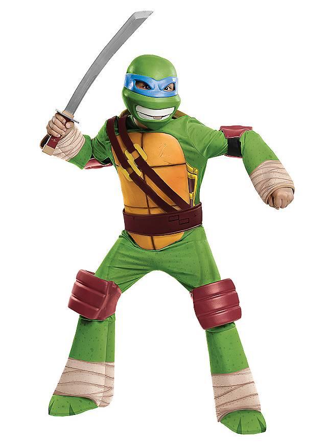 TMNT Leonardo Teenage Mutant Ninja Turtles Kinderkostüm