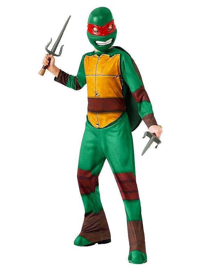 TMNT Raphael Kostüm für Kinder
