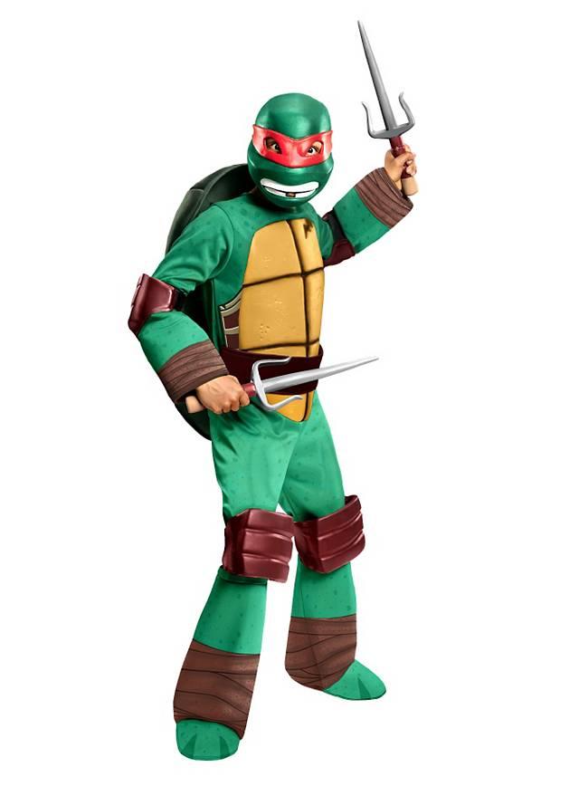 TMNT Raphael Teenage Mutant Ninja Turtles Kinderkostüm