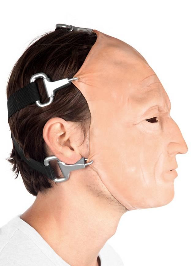 Tobin Bell original Jigsaw Saw Masque
