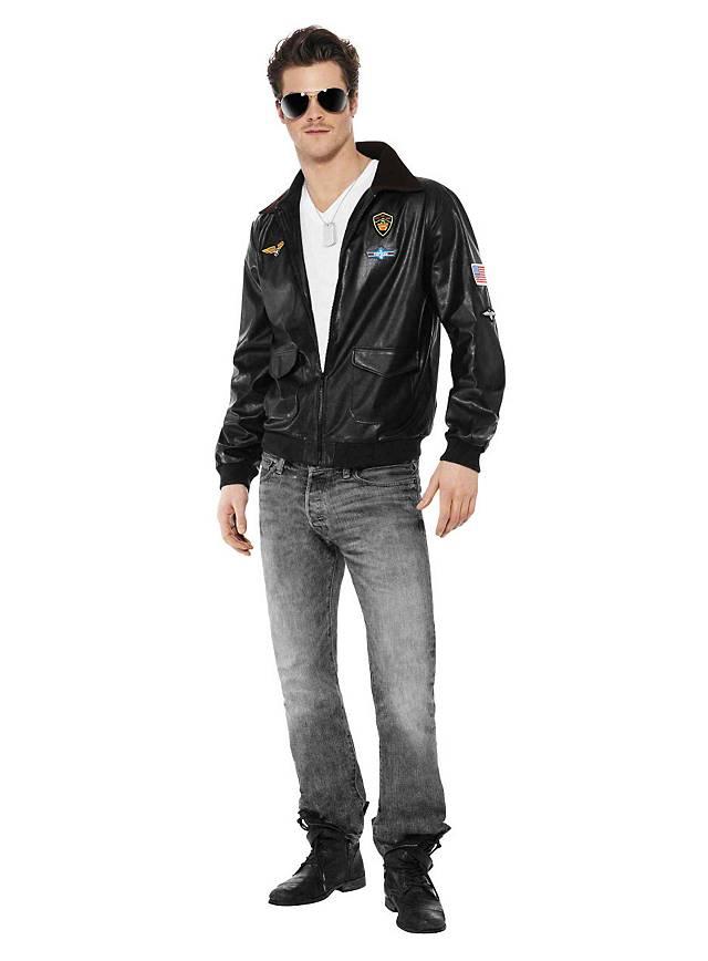 Top Gun Aviator Jacket