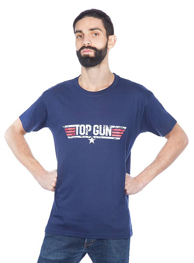 Top Gun T-Shirt Logo