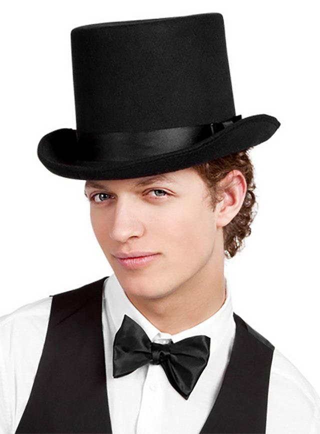 Top Hat Regent black