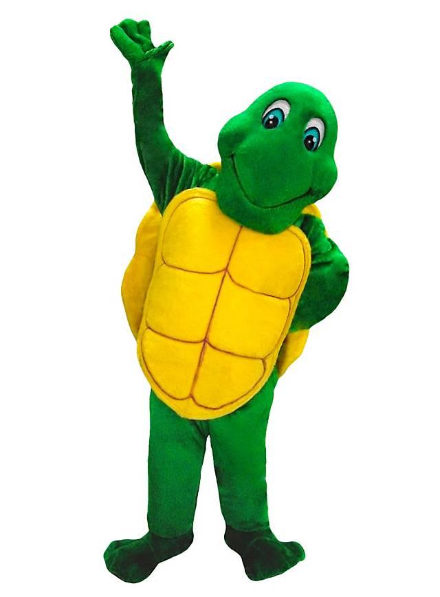 Tortoise Mascot
