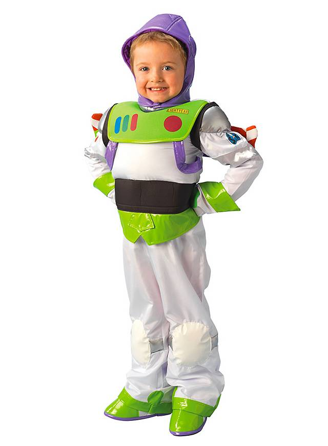 Toy Story Buzz Lightyear Kinderkostüm