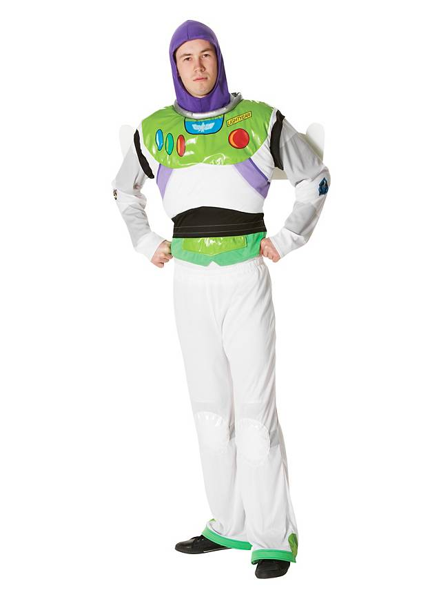 Toy Story Buzz Lightyear Kostüm