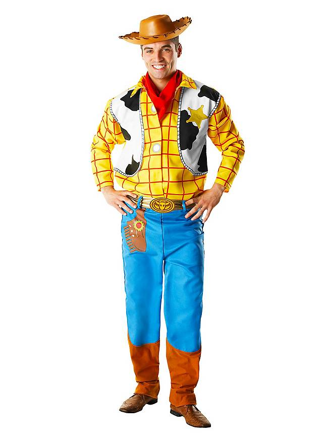 Toy Story Woody Costume - maskworld.com 505da1ed4a5