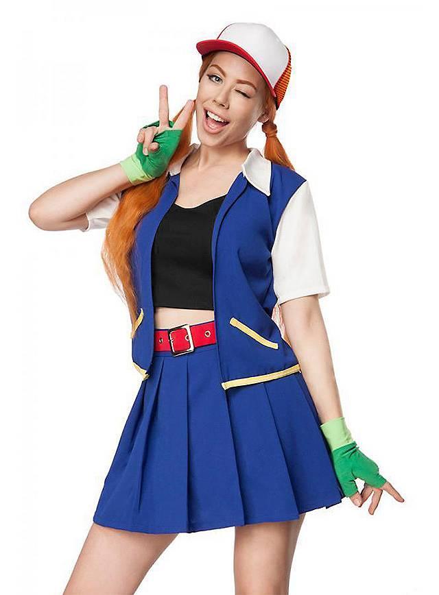 Trainer Ashley Kostüm