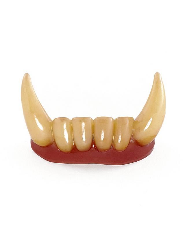 Troll Tusks Fake Teeth
