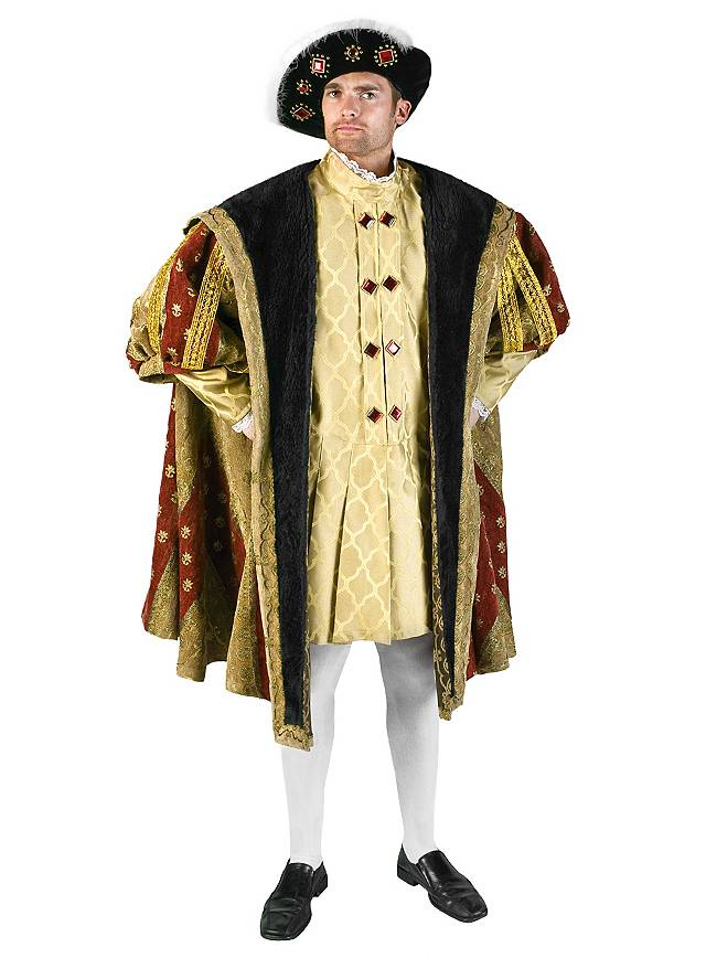 Tudor King Costume