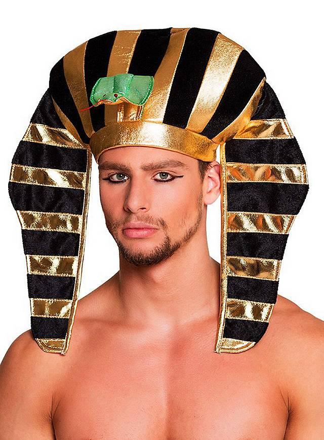 Tutanchamun Kopfbedeckung