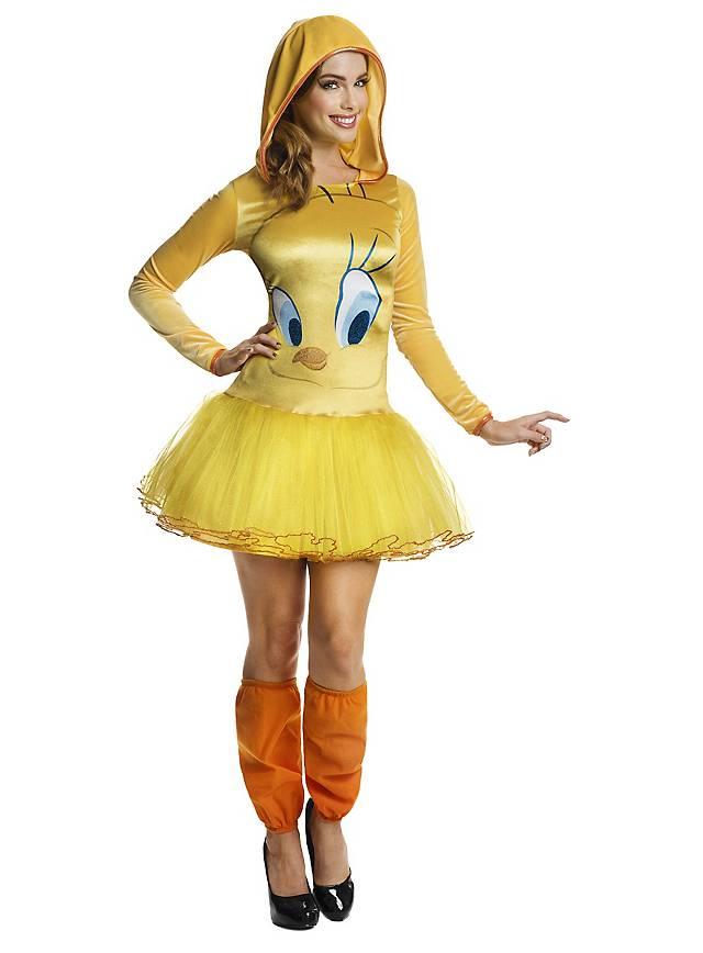 Tweety Hoodie Dress