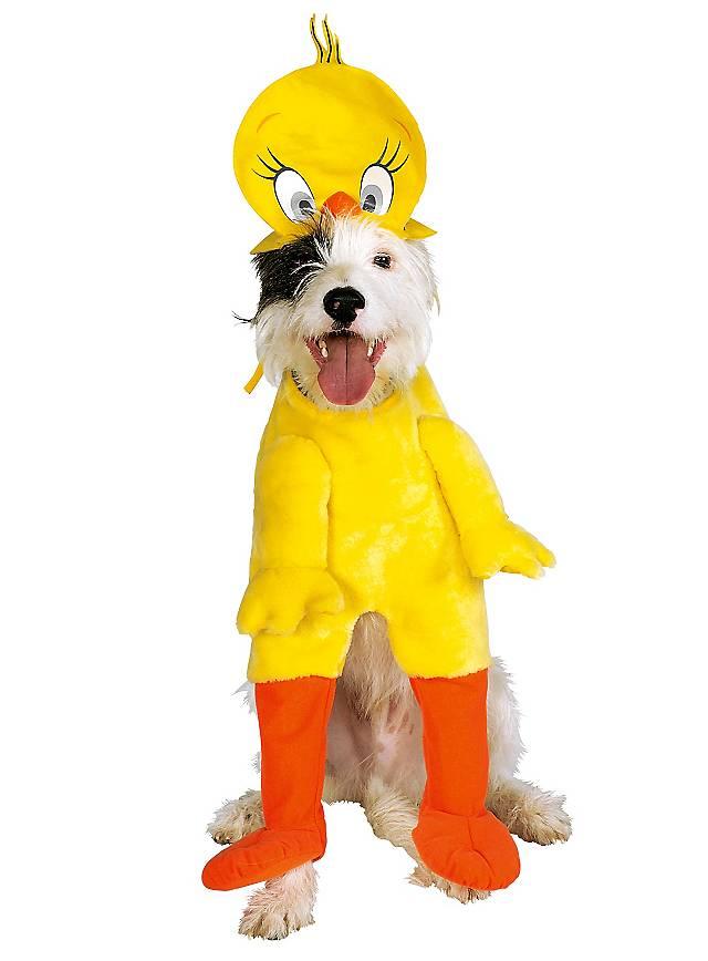 Tweety Hundekostüm