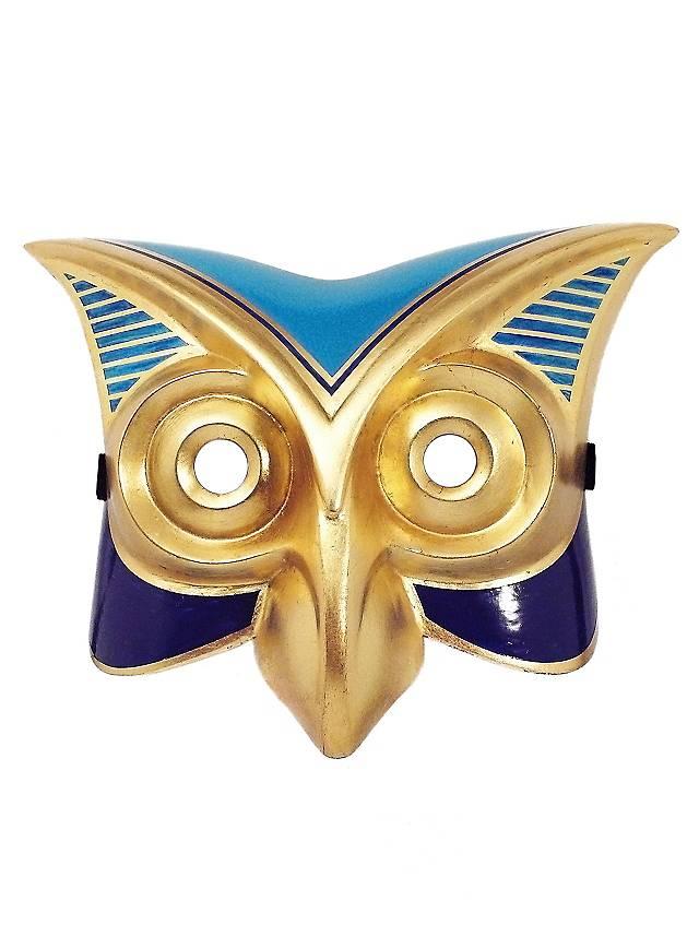 Uhu Ägyptische Maske