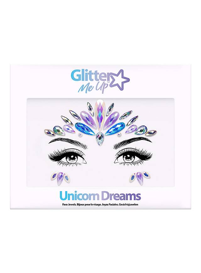 Unicorn Dreams Face Jewels Gesichtsschmuck