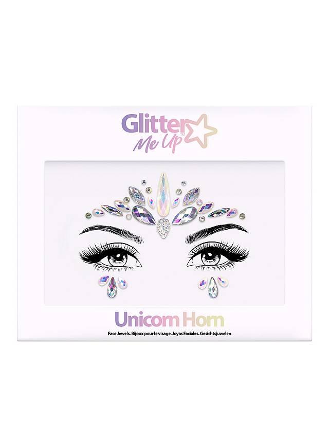 Unicorn Horn Face Jewels Gesichtsschmuck