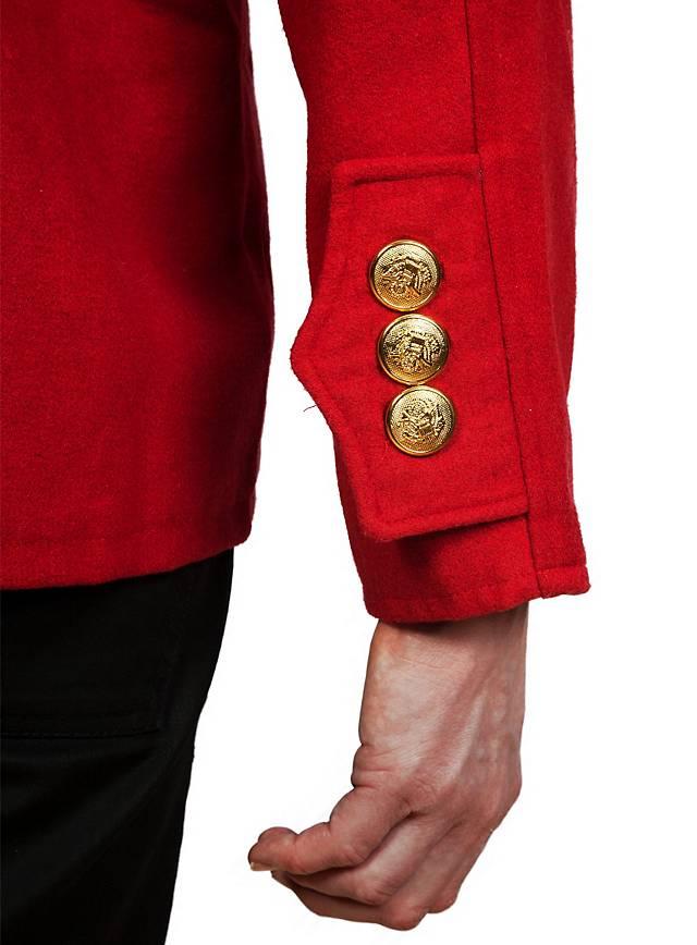 Red Uniform Jacket 46