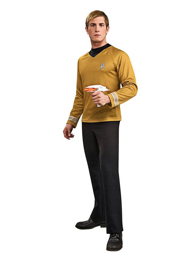 Uniforme doré Star Trek