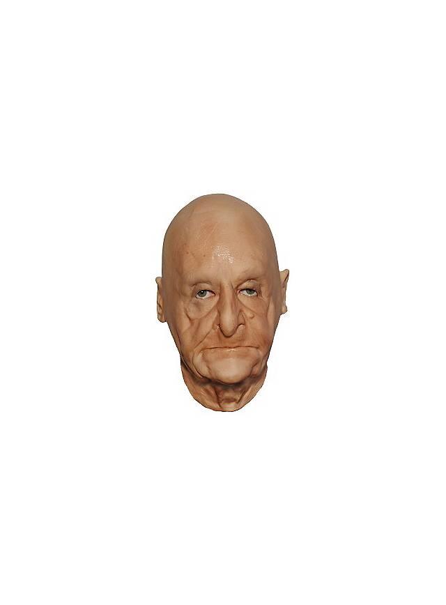 Urgroßmutter Maske aus Schaumlatex