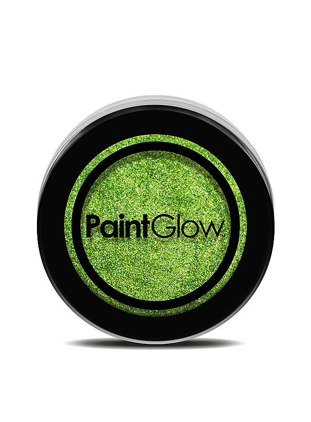 UV Glitzer Shaker grün