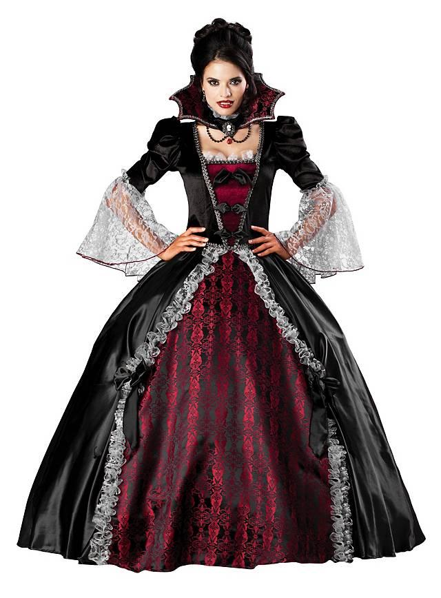Vampirdame Kostüm