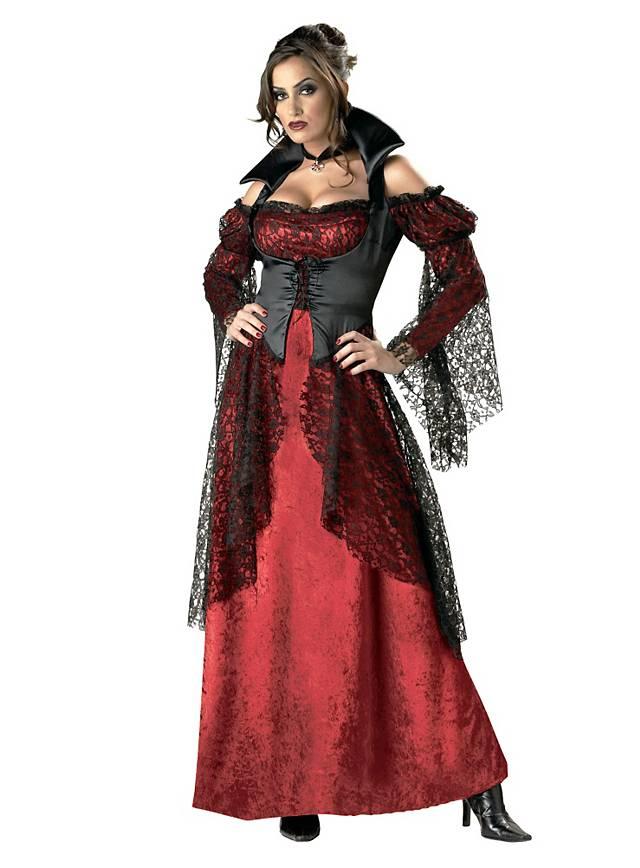Vampire Bride Costume Idea