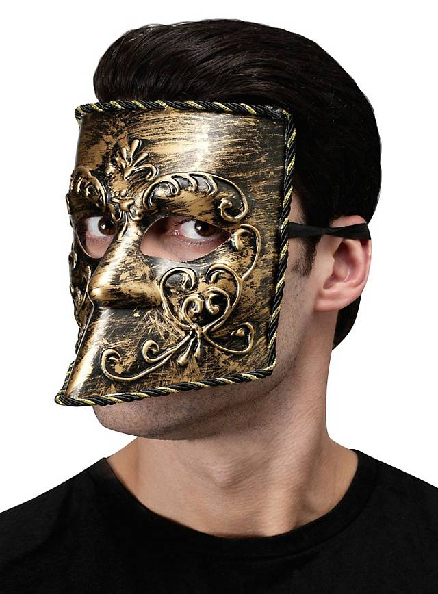 how to make a venetian mask at home
