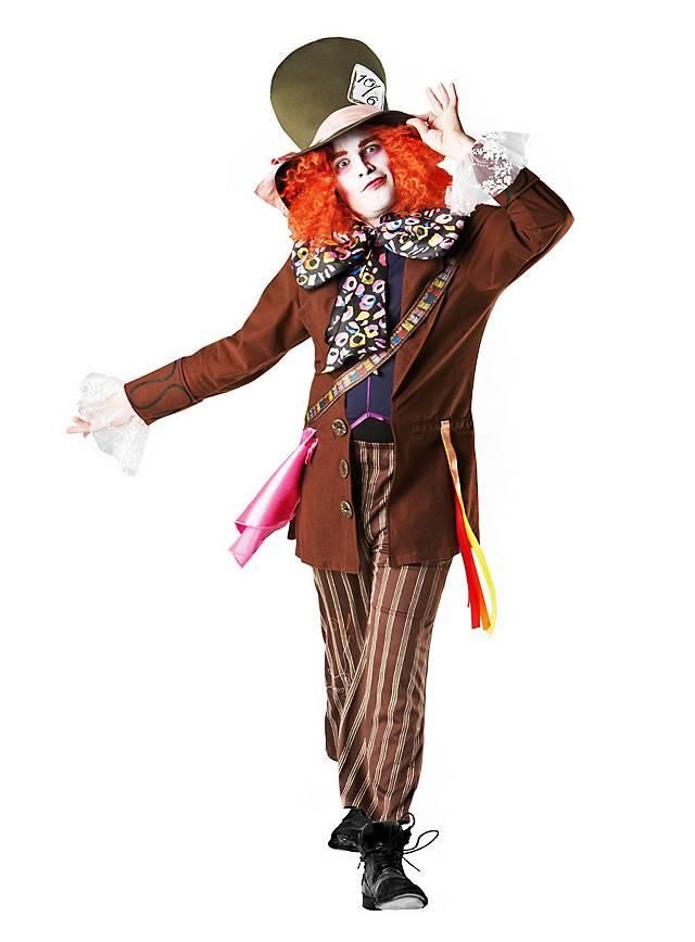 Verruckter Hutmacher Kostum Maskworld Com