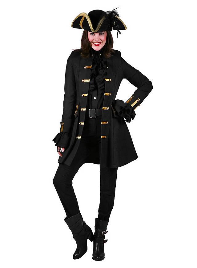 Veste femme pirate