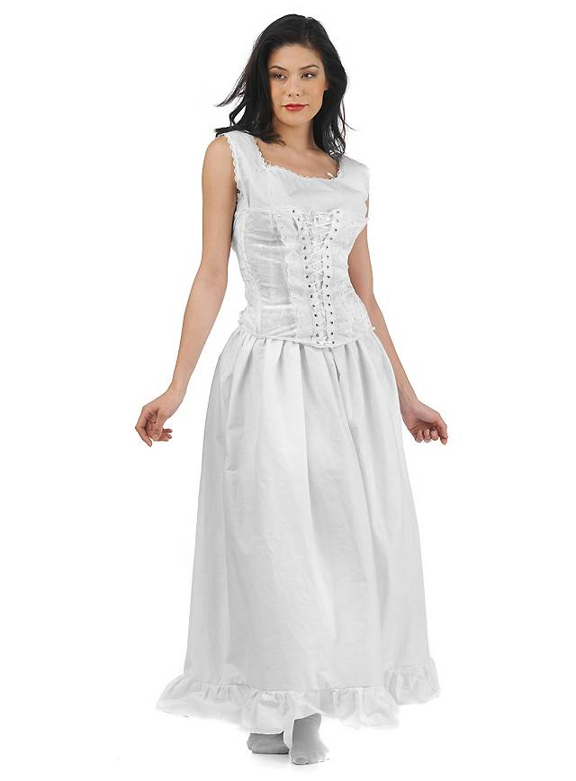 Victorian Nightgown Costume - maskworld.com