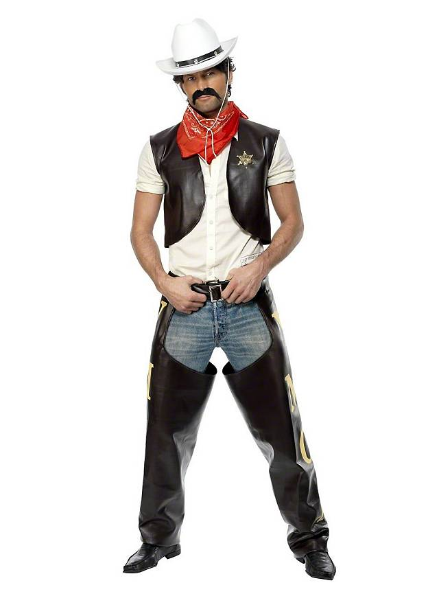 Village People Cowboy Kostüm