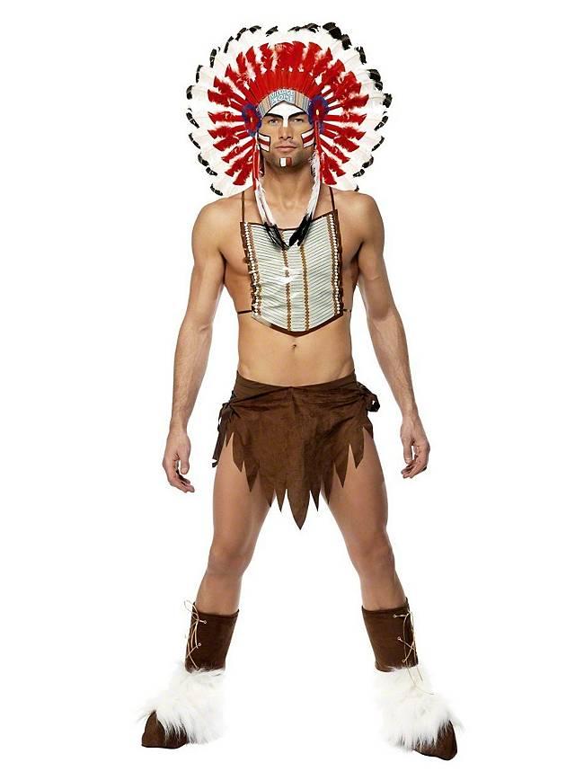 Village People Indianer Kostüm