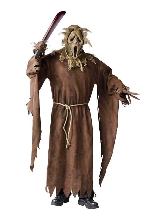 Vogelscheuche Scream Kostüm Maskworldcom