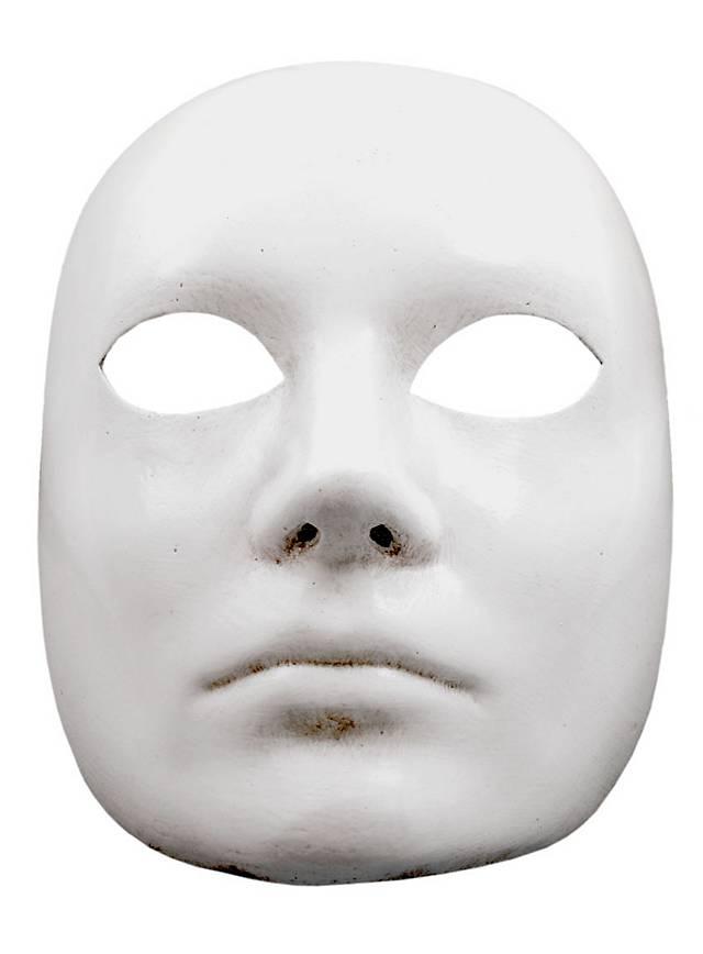 Volto bianco - Venetian Mask