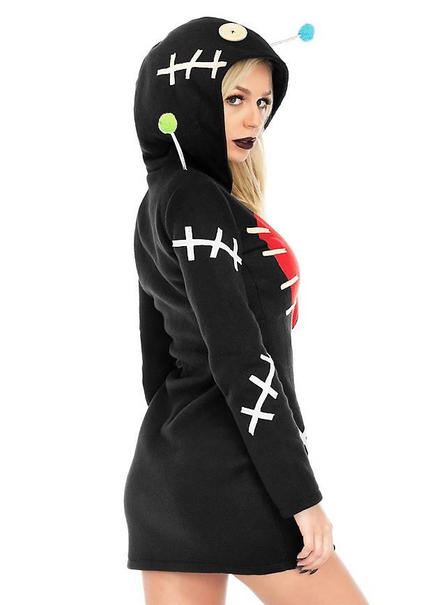 Voodoopuppe Hoodie Dress