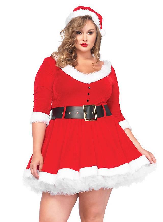 Bbw mrs santa claus fucks one of her elfs 2
