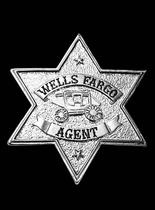 Wells Fargo Agent Abzeichen