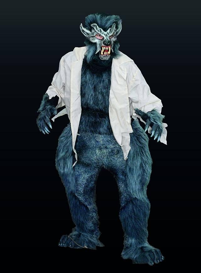 Werwolf Deluxe Kostüm