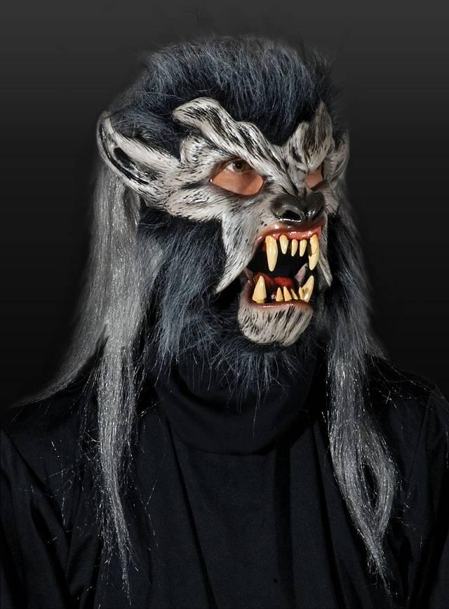 Werwolf Deluxe Maske