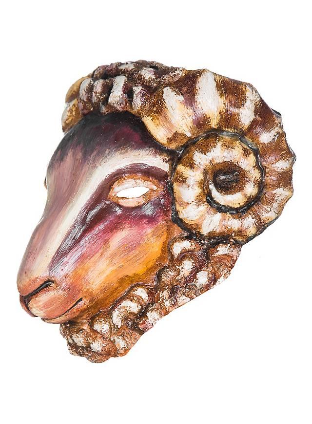 Widder Venezianische Maske