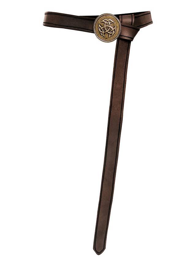 Wikingergürtel braun