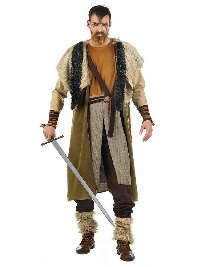 Wilder Krieger Kostüm