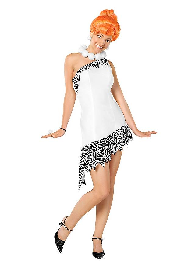 Wilma Feuerstein Kostüm für Jugendliche
